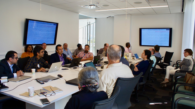 TMT Executive Software Preliminary Design Review, 27 September 2018 at the TMT Project Office in Pasadena.