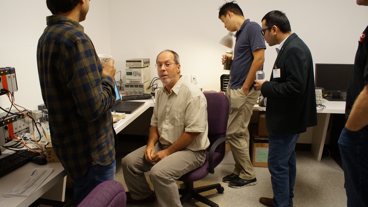 Demo for TMT Executive Software Preliminary Design Review, 27 September 2018 at the TMT Project Office in Pasadena