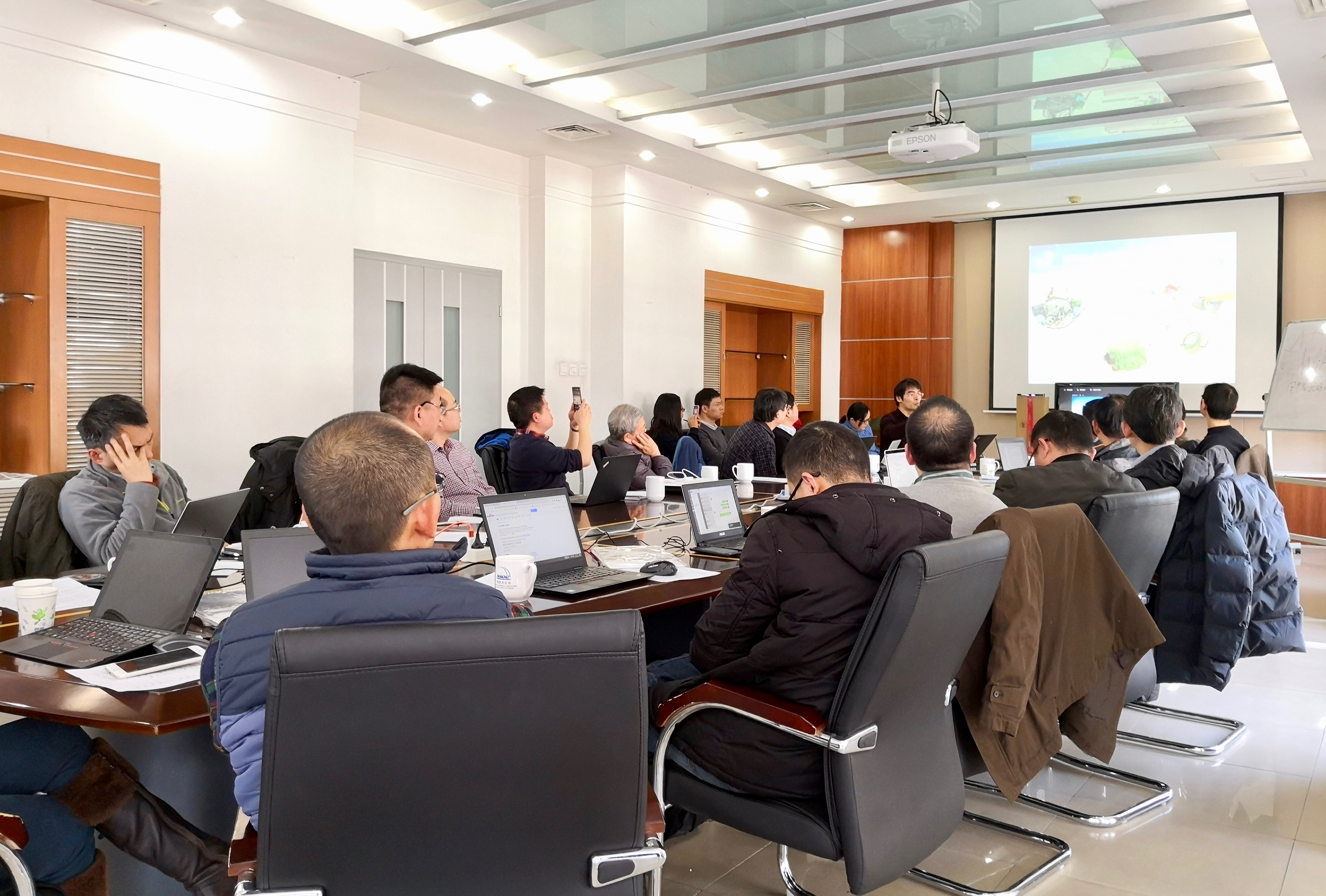 TMT-China Technology Progress Report in China.