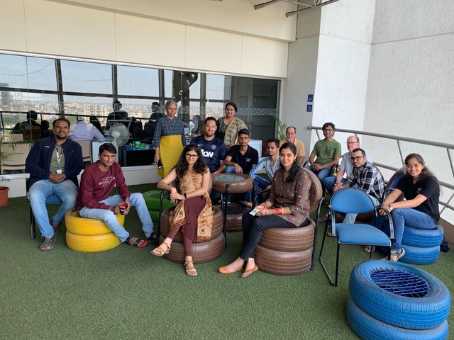 TMT Common Software Team - ThoughtWorks, Pune, India