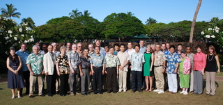 Tmt collaborative board and guests   july 25 26  2013  waikoloa  hawaii