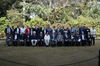 Tmt collaborative board and guests   january 21 22  2013  new dehli  india