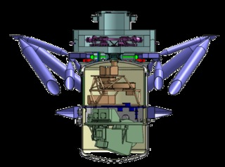 Model design of tmt infrared imaging spectrograph %28iris%29.