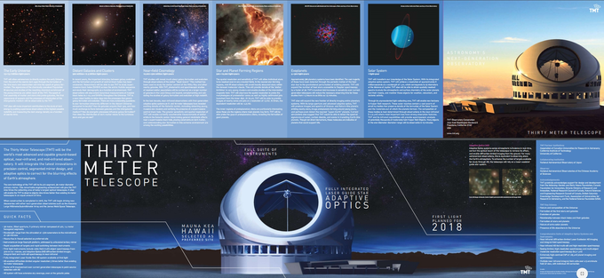 science brochure